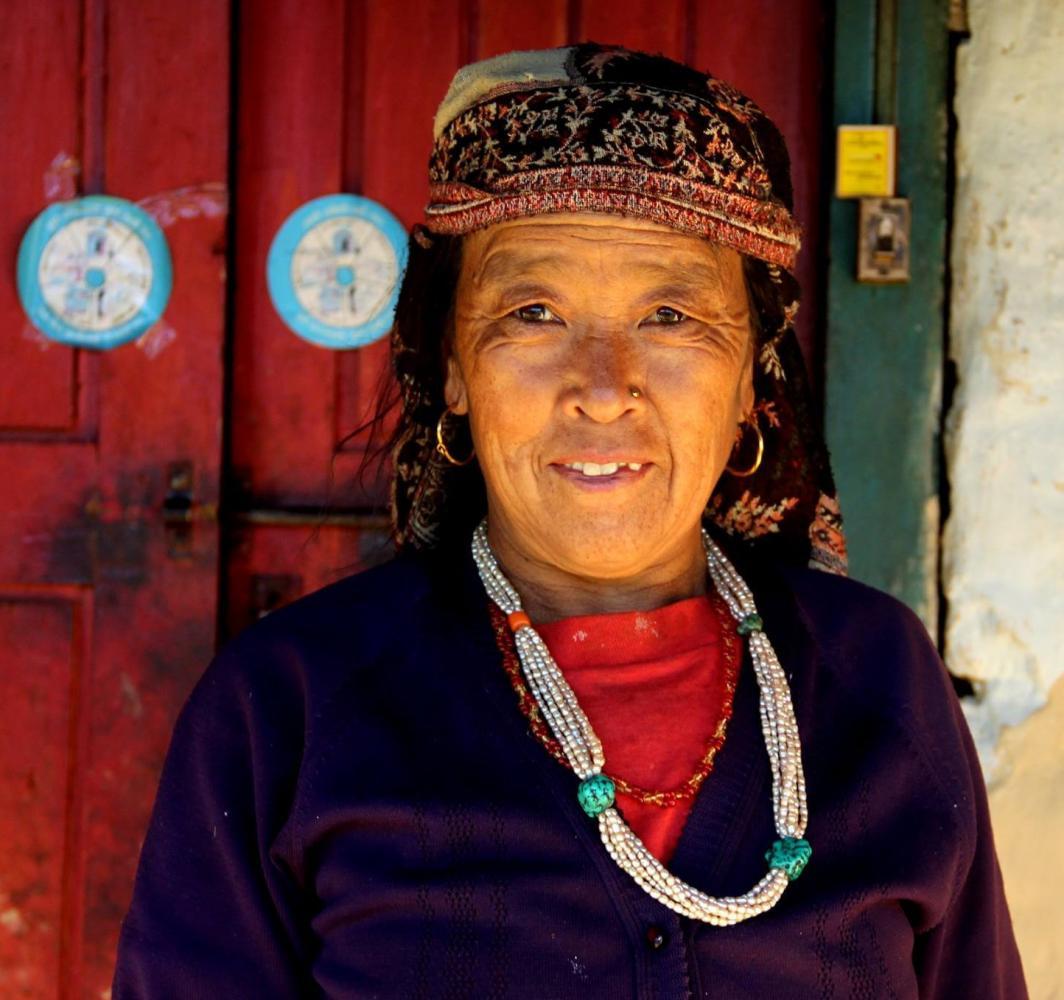 Népal Gurung