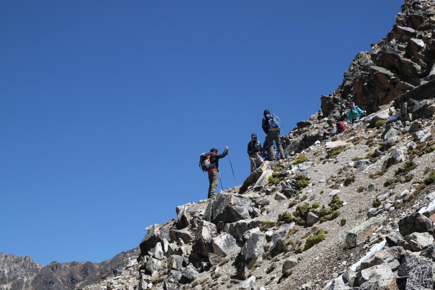 randonnée voyage bolivie