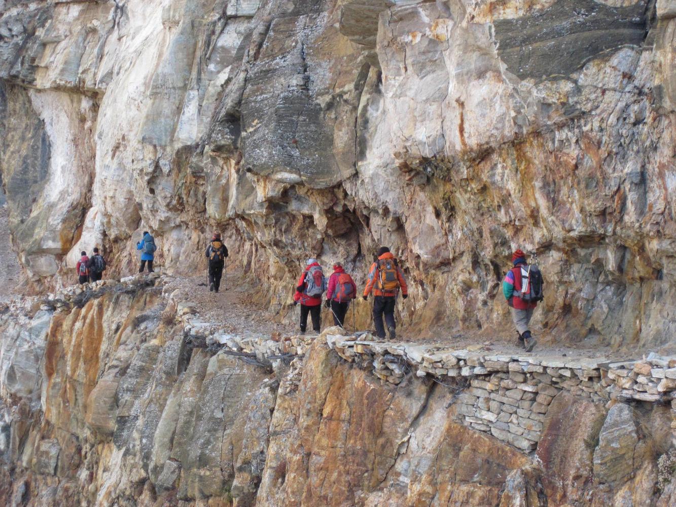 Vers Phu, Nepal - Jean-Luc Moreau