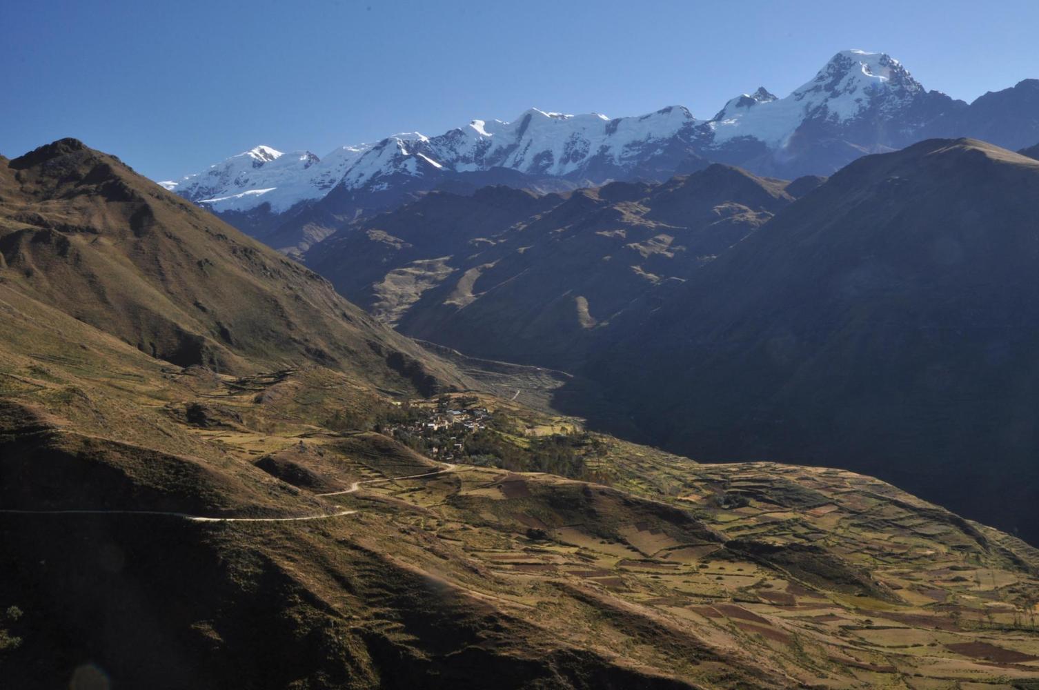 Southern Apolobamba