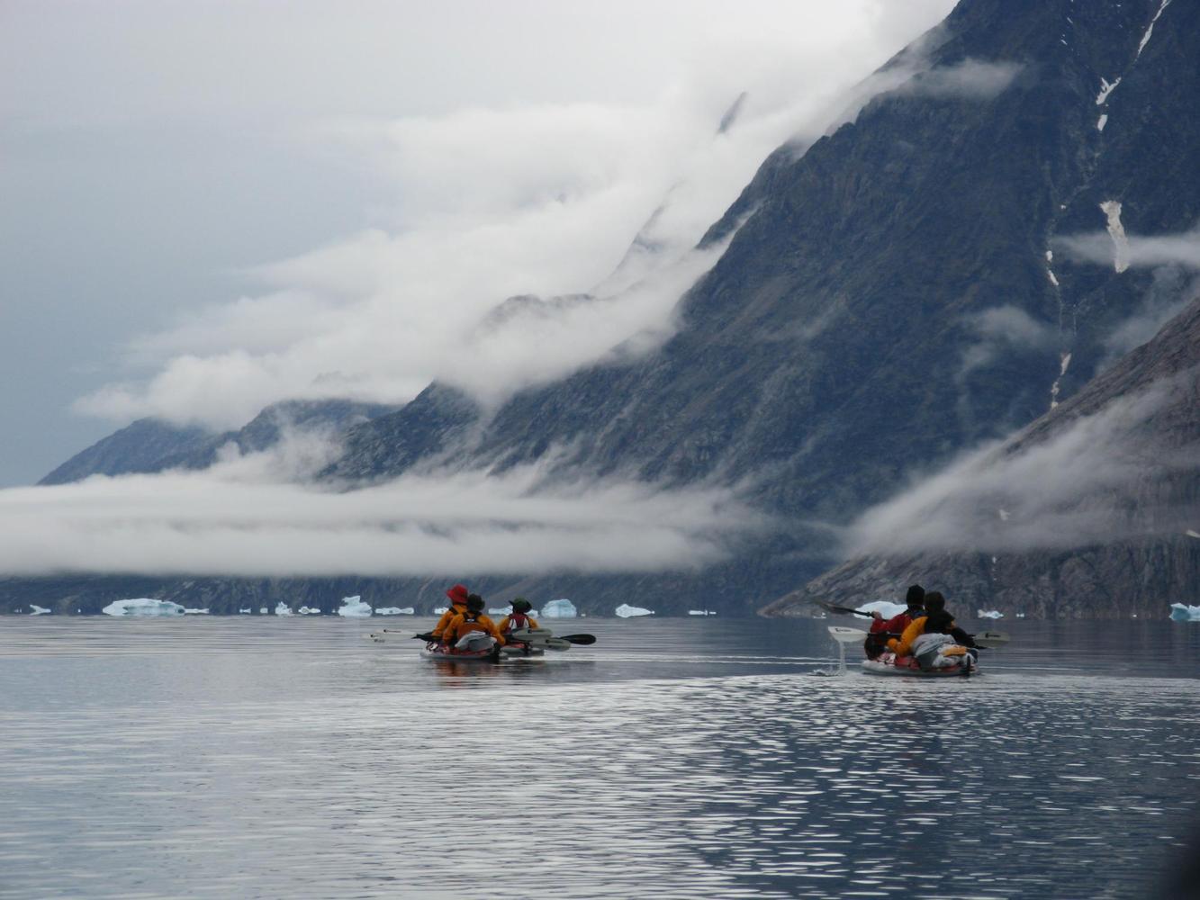 Groenland Scoresbysund 2009 - Karavaniers 111