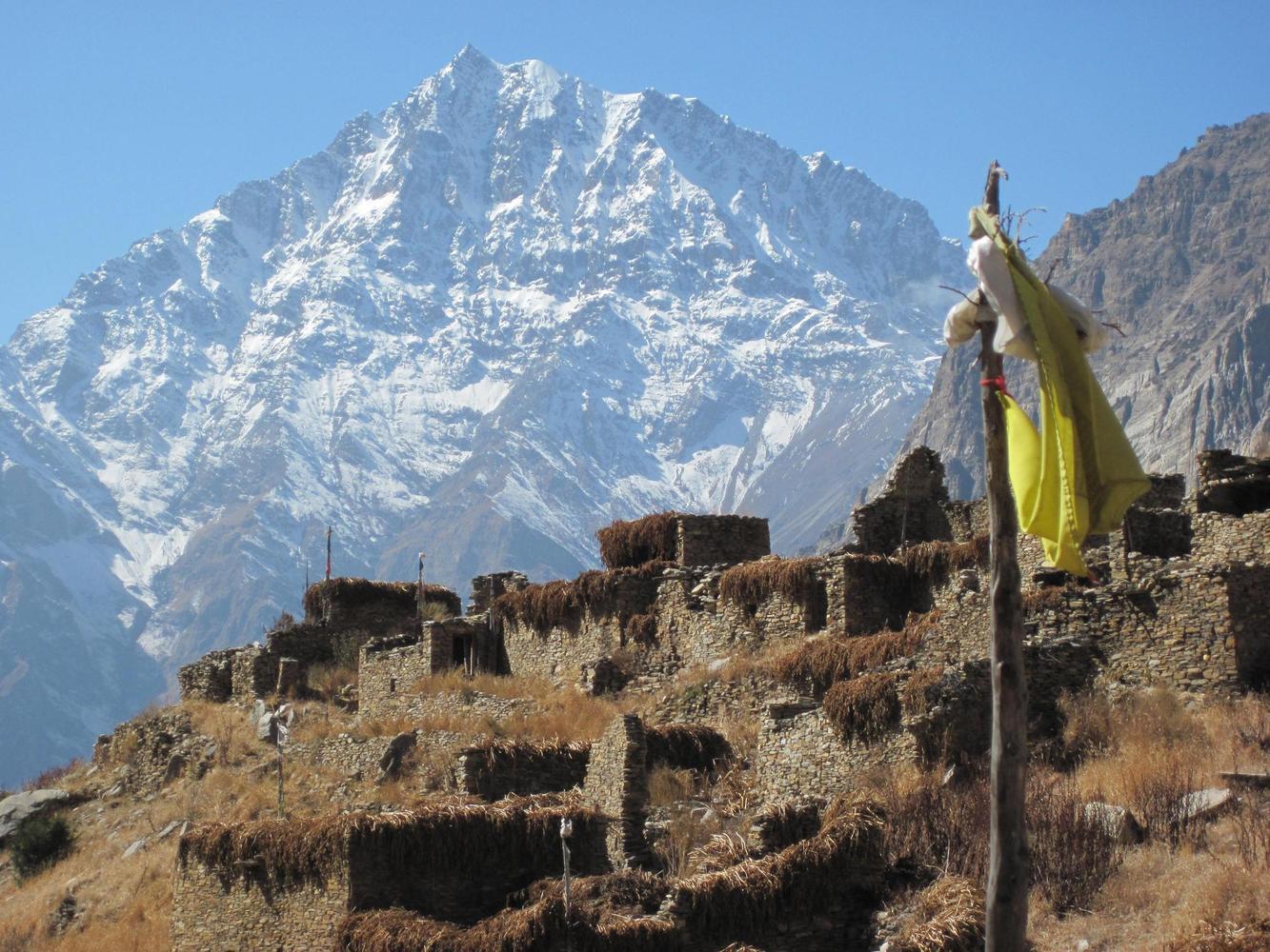 Pisang peak, Nepal - Jean-Luc Moreau