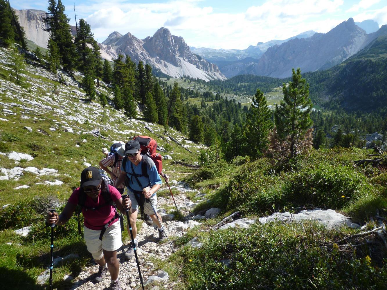Parc naturel de Fanes, Dolomites - Aurélie Mansiot