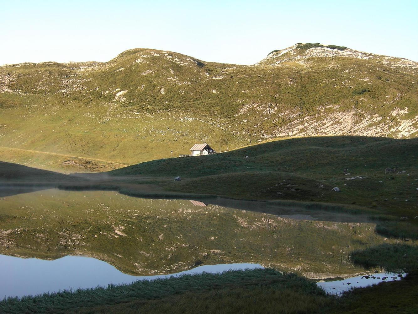 Lac de Fosses - Géraldine Dequier