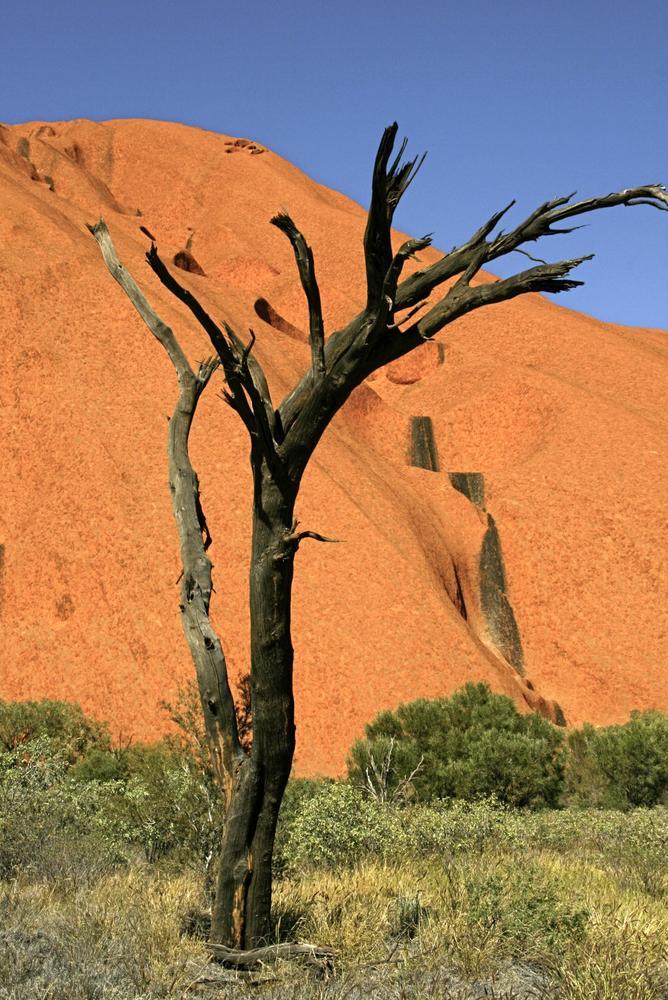 Alice Springs, Australie - Claire Spaïni