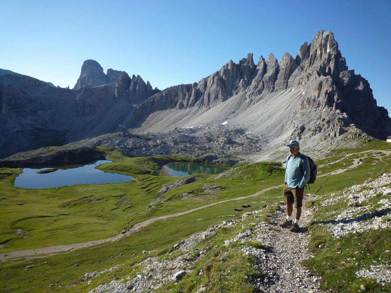 Lacs et monte Paterno - Aurélie Mansiot