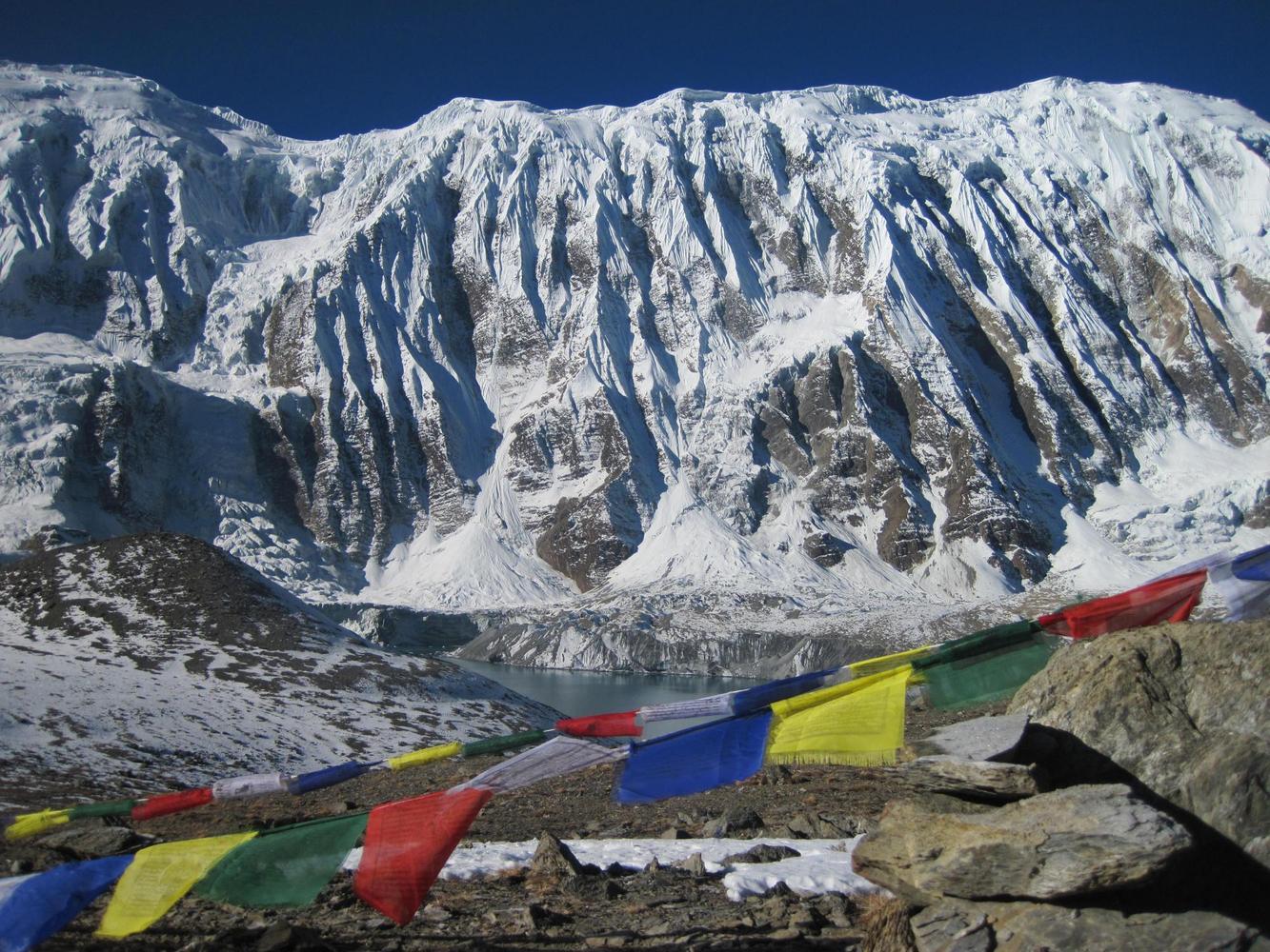 Grande Barriere de l'Annapurna, Nepal - Jean-Luc Moreau