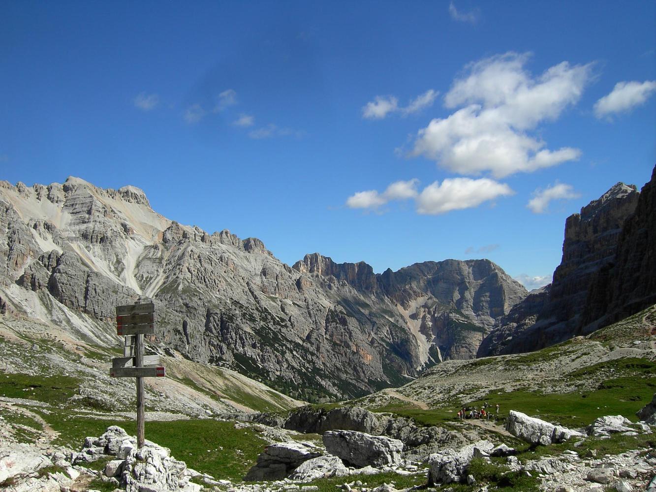 Col de Bos et Val Travenanzes - Géraldine Dequier