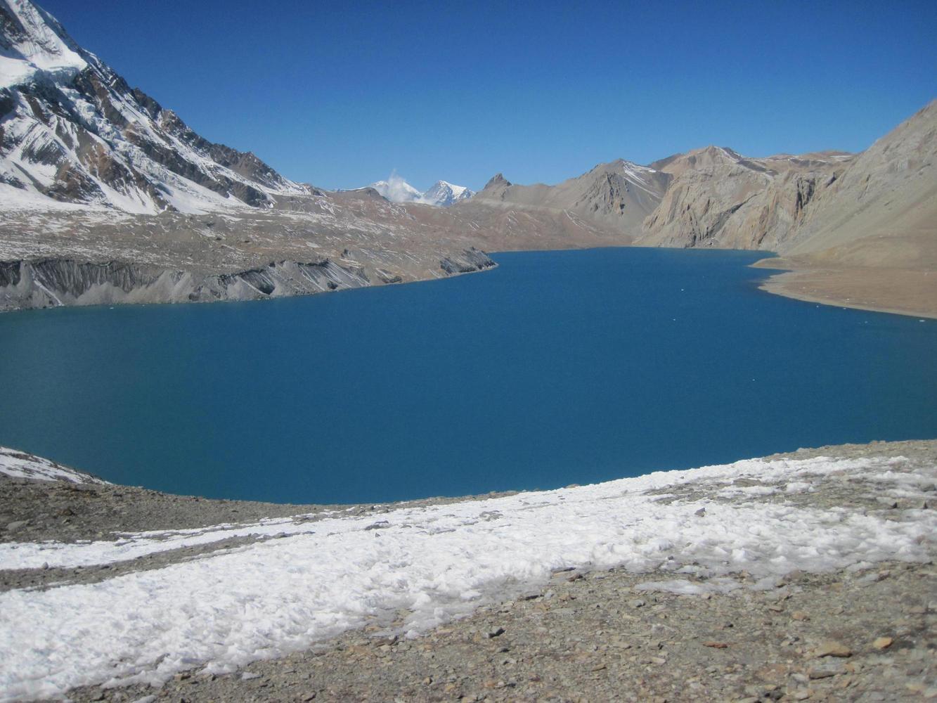 Lac du Tilicho, Nepal - Jean-Luc Moreau