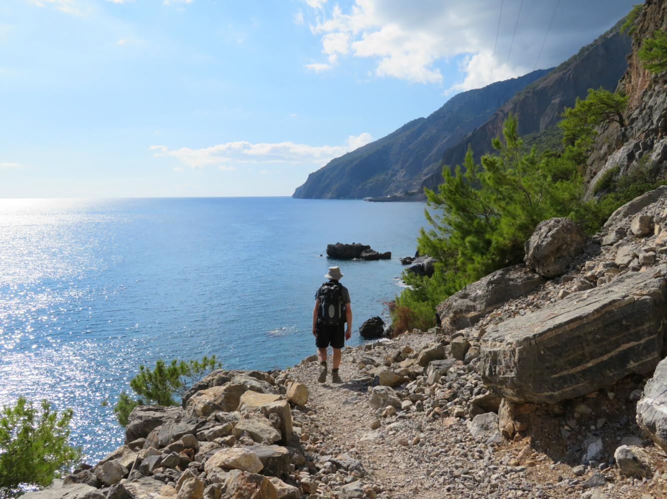 mer Crète