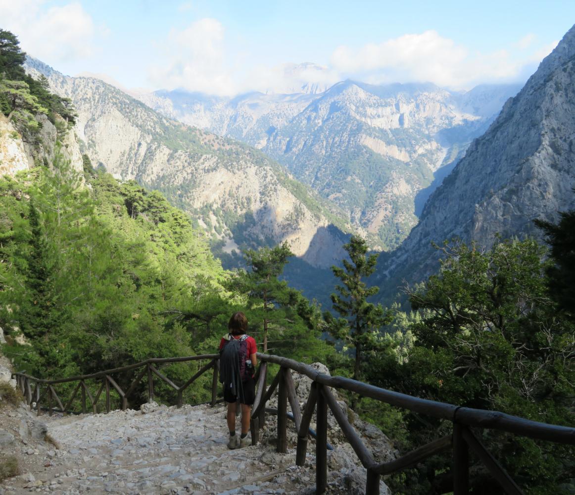 montagne Crète