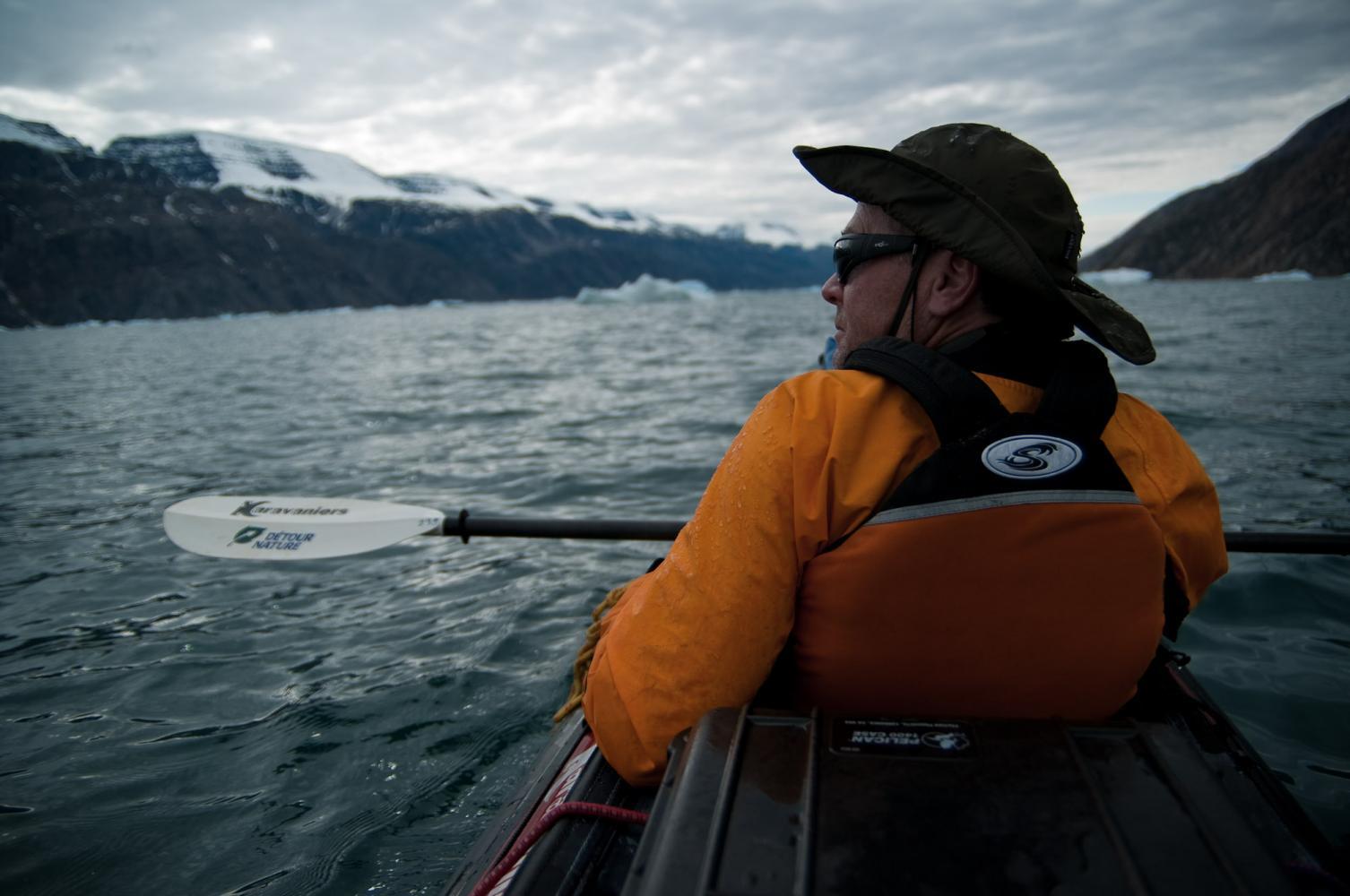 Groenland Scoresbysund 2009 - Karavaniers 191