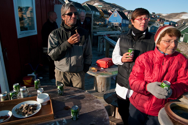 Groenland Scoresbysund 2009 - Karavaniers 189