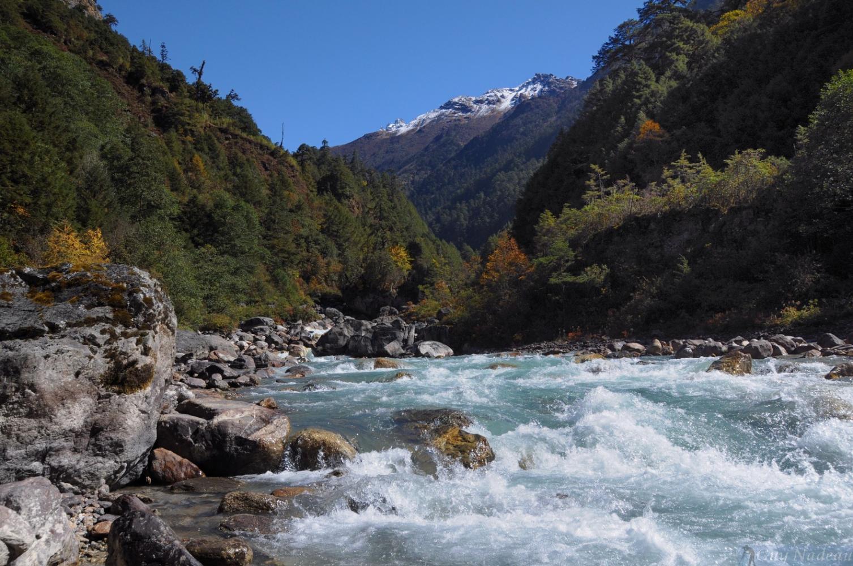 Trek Randonnée Népal