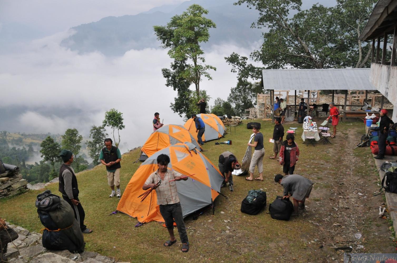 Trek Rencontre Népal
