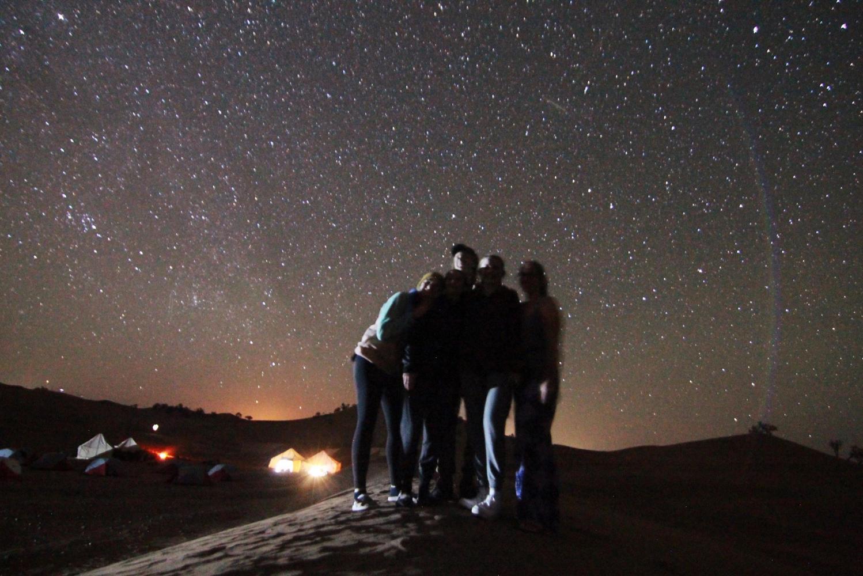 ciel du désert
