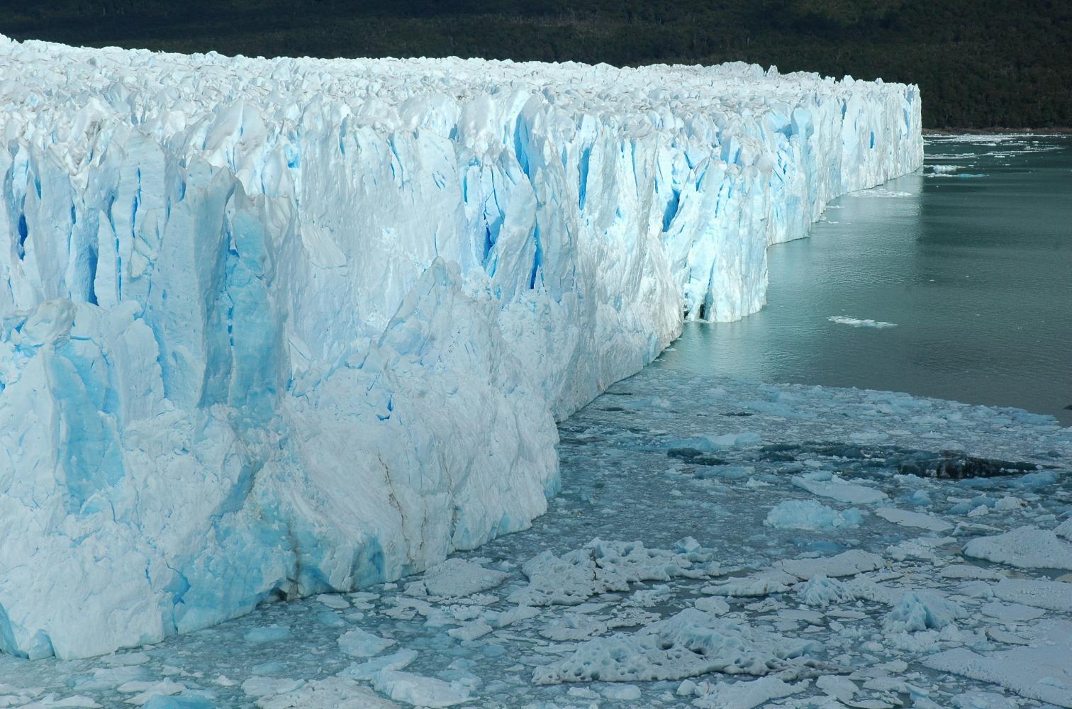 glacier perrito moreno