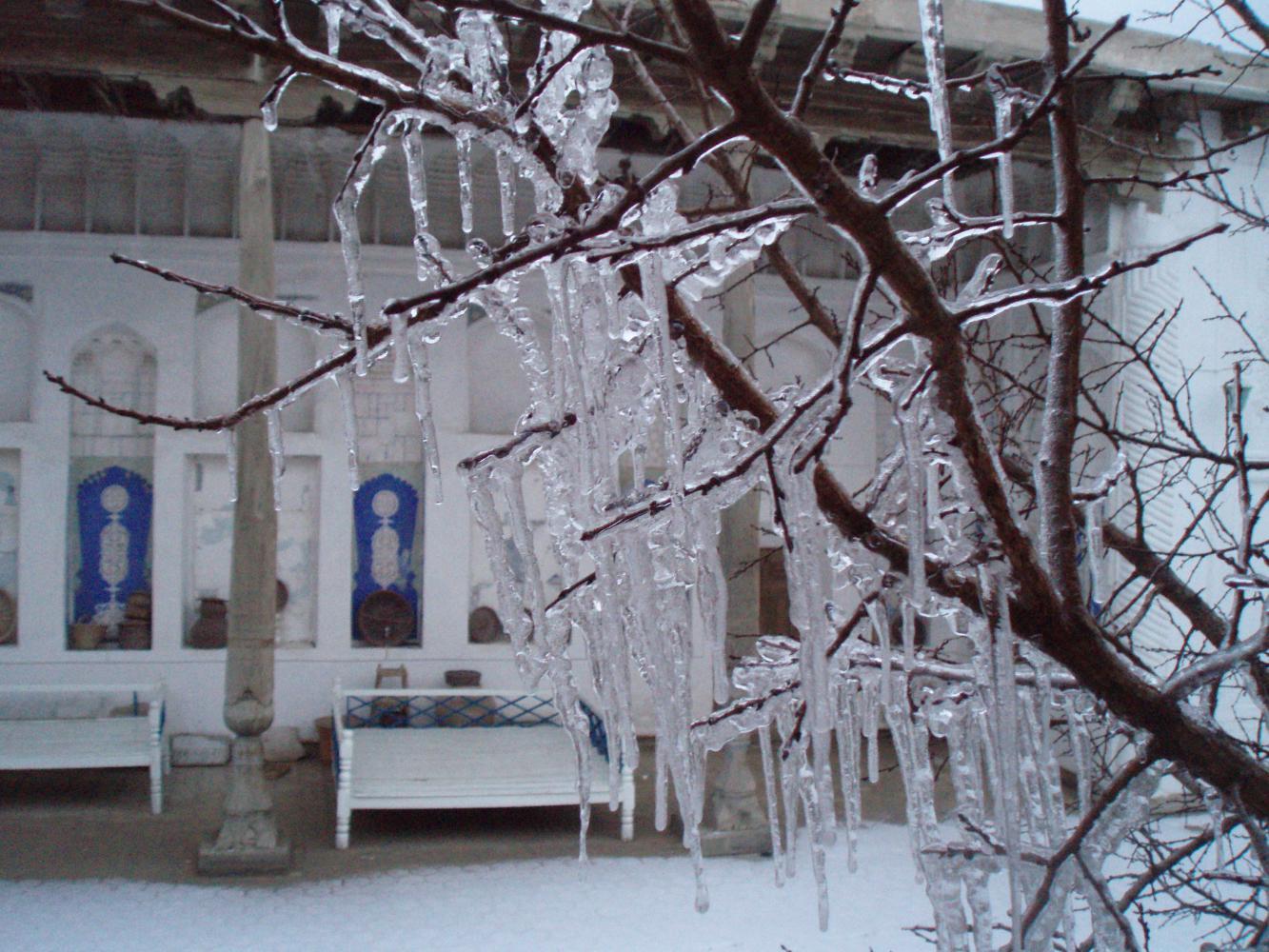 Trek hivernal en Ouzbékistan
