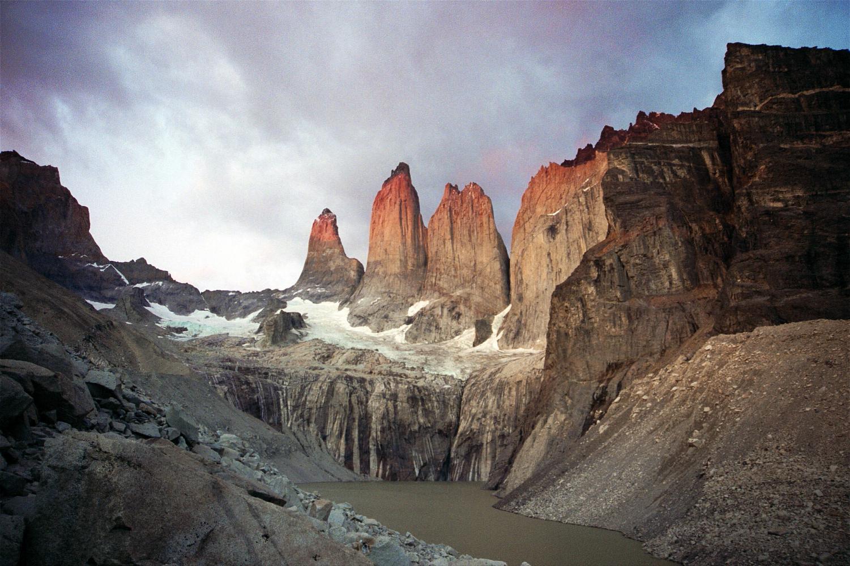 torres del paine randonnée