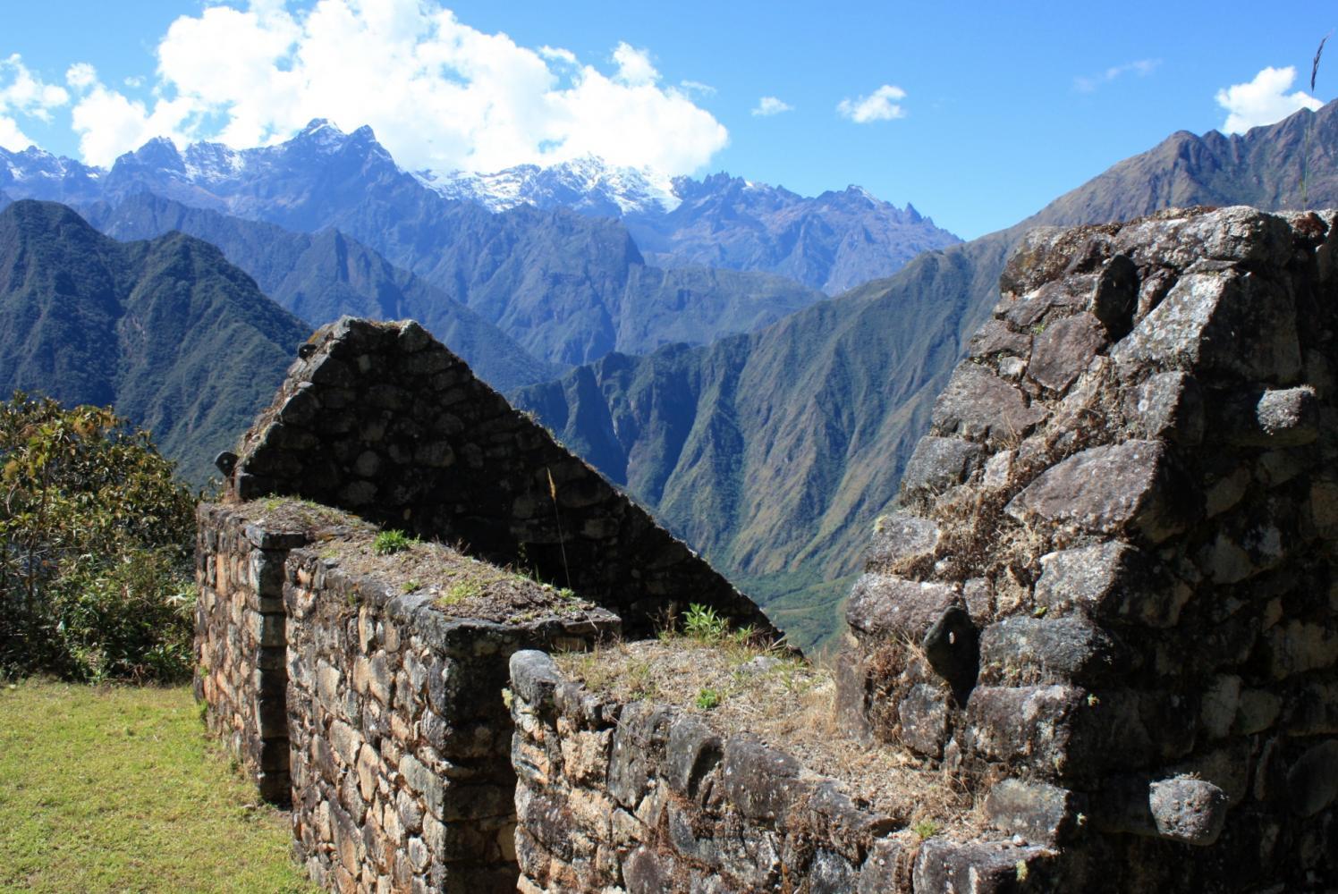 camino inca trail salkantay