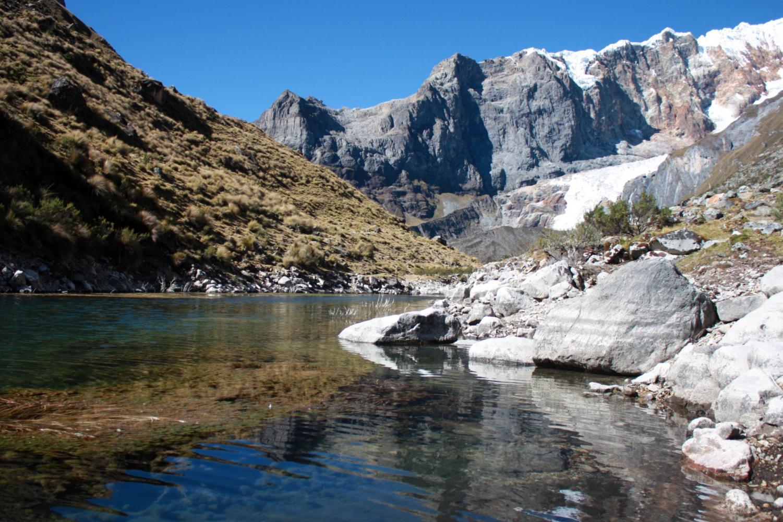laguna huayhuash