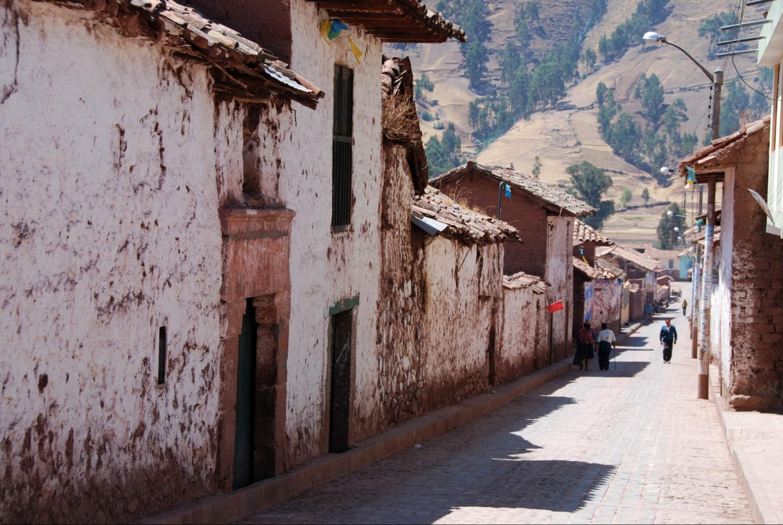 village de départ tomacaya