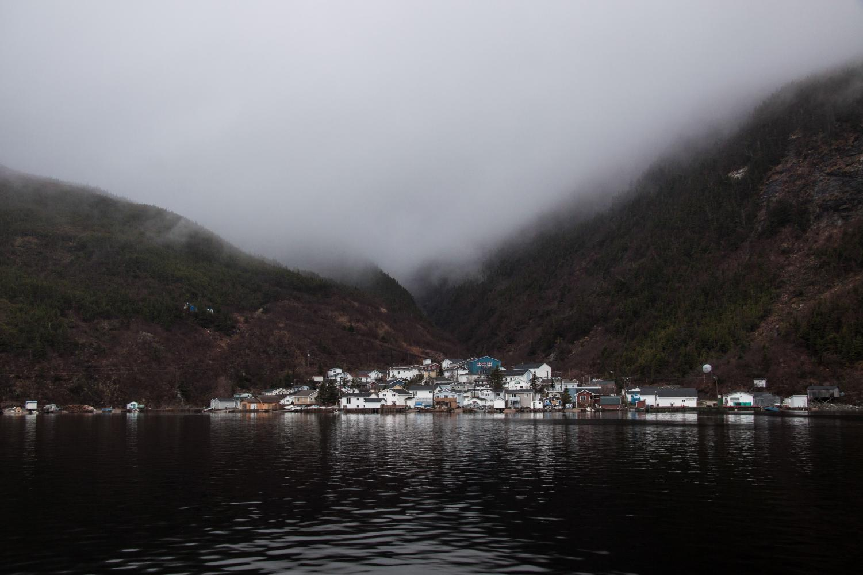 village pêcheurs terre-neuve