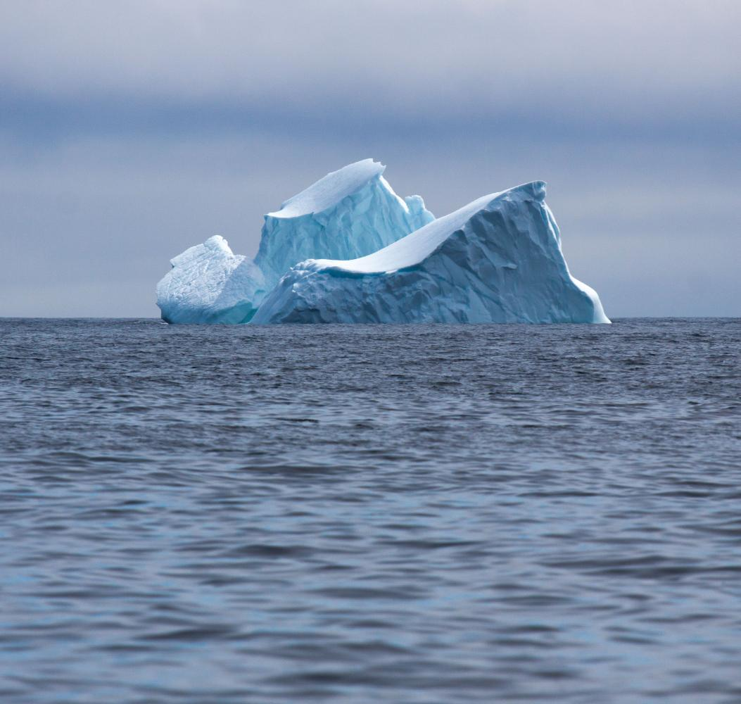 navigation iceberg