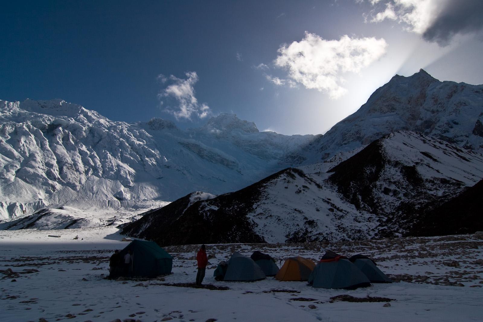 © Trek Nepal Manaslu