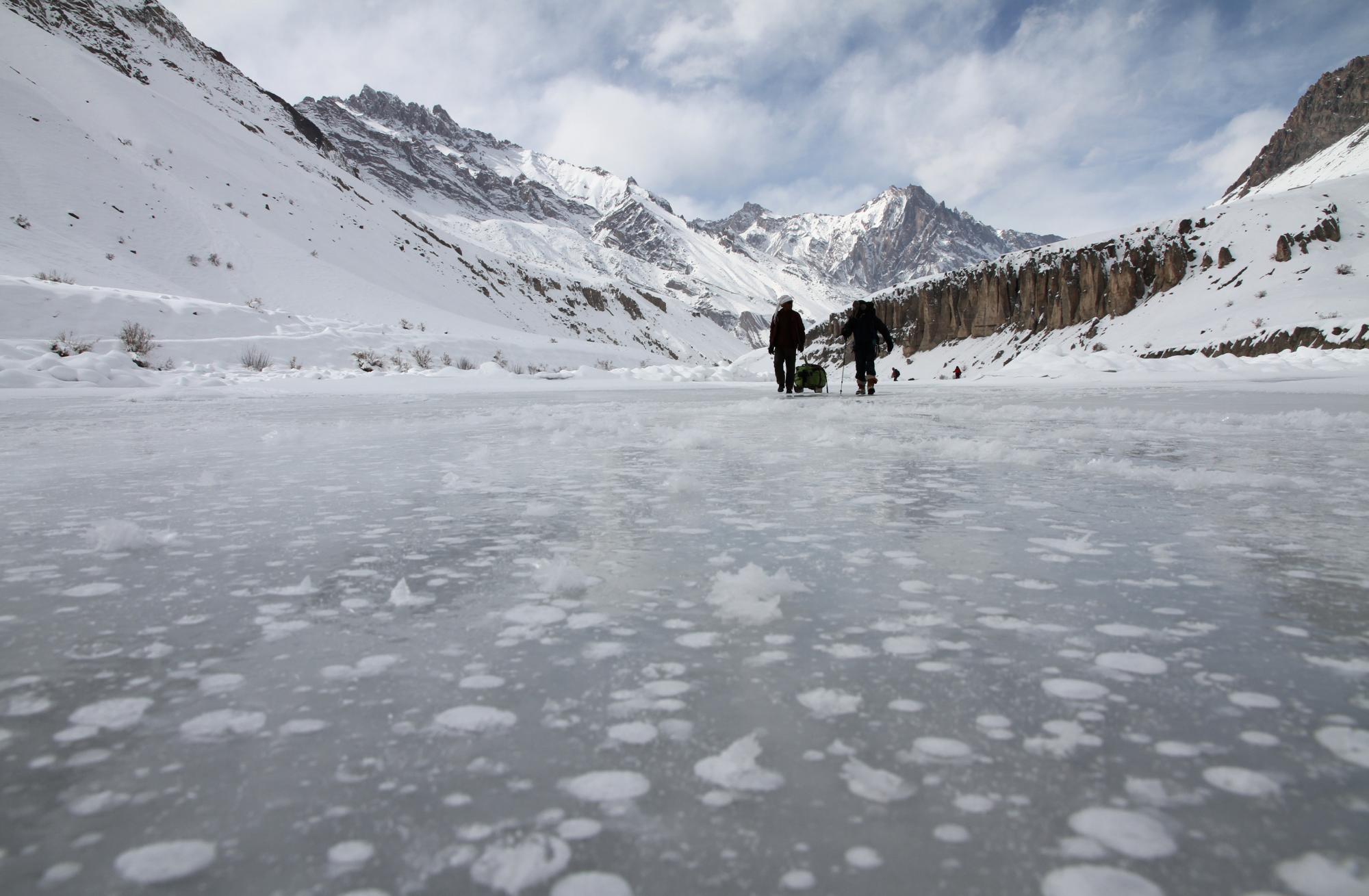 © trek Zanskar