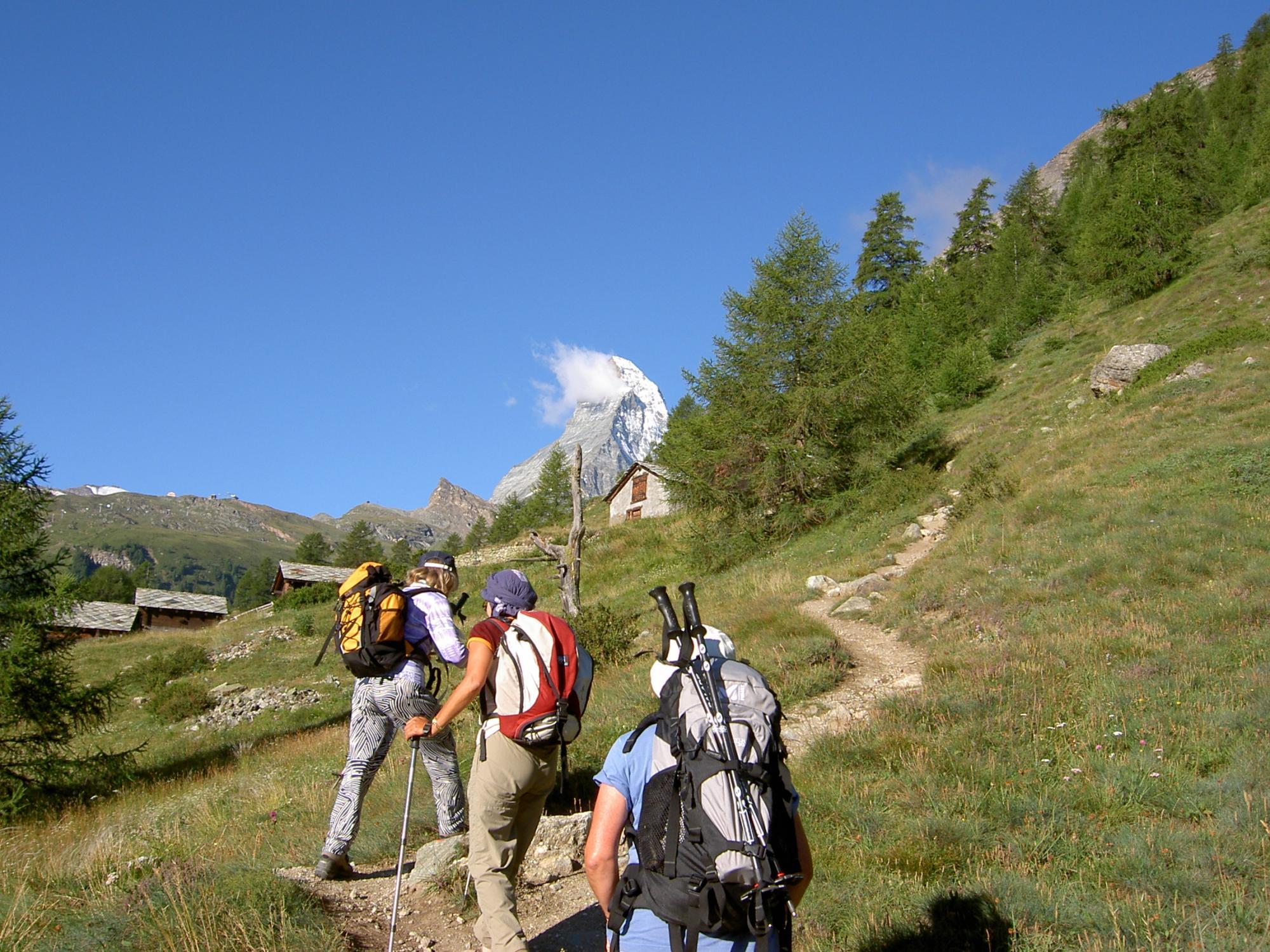 © Randonnée Alpes
