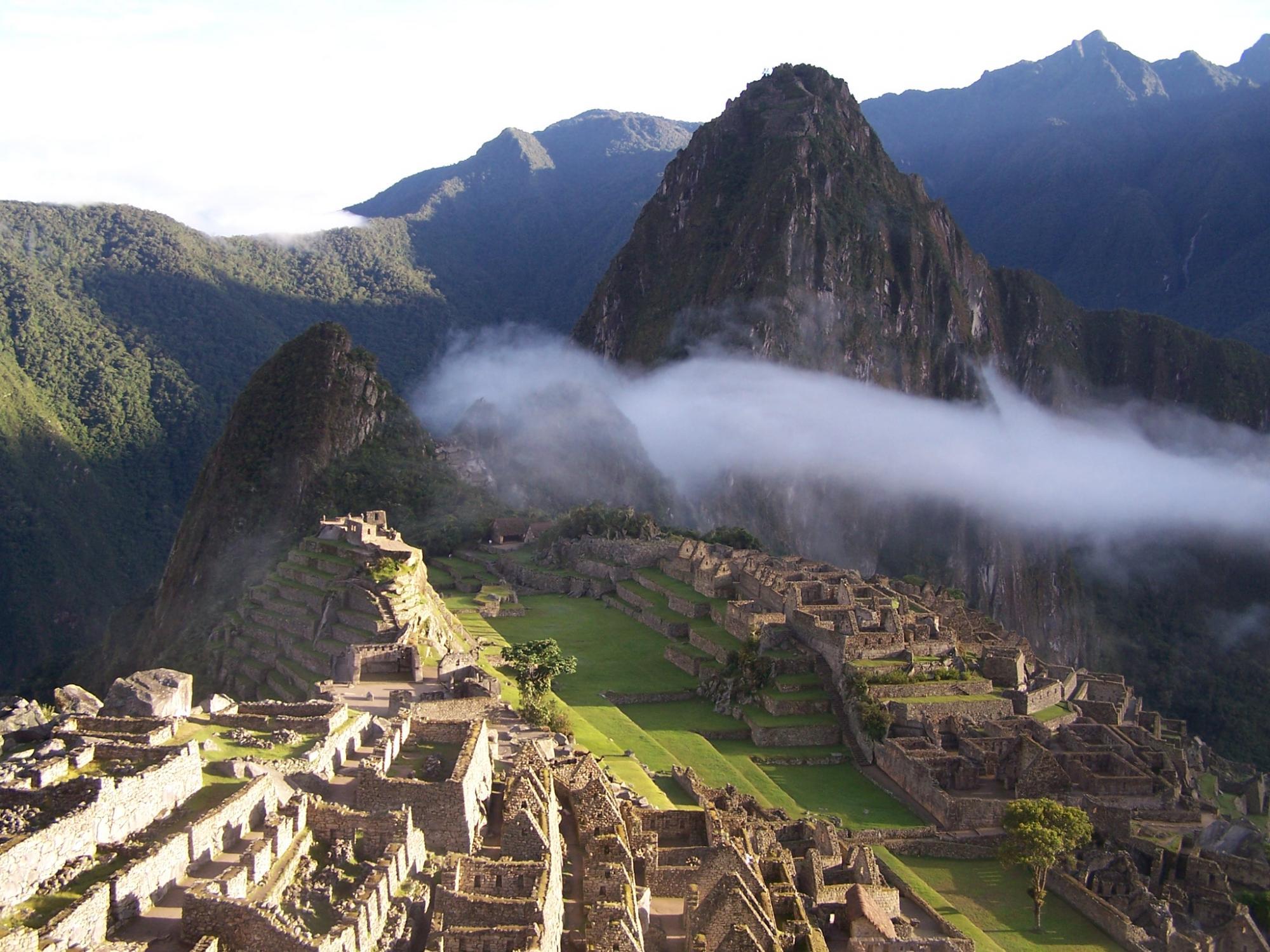© Défi caritatif Machu Picchu
