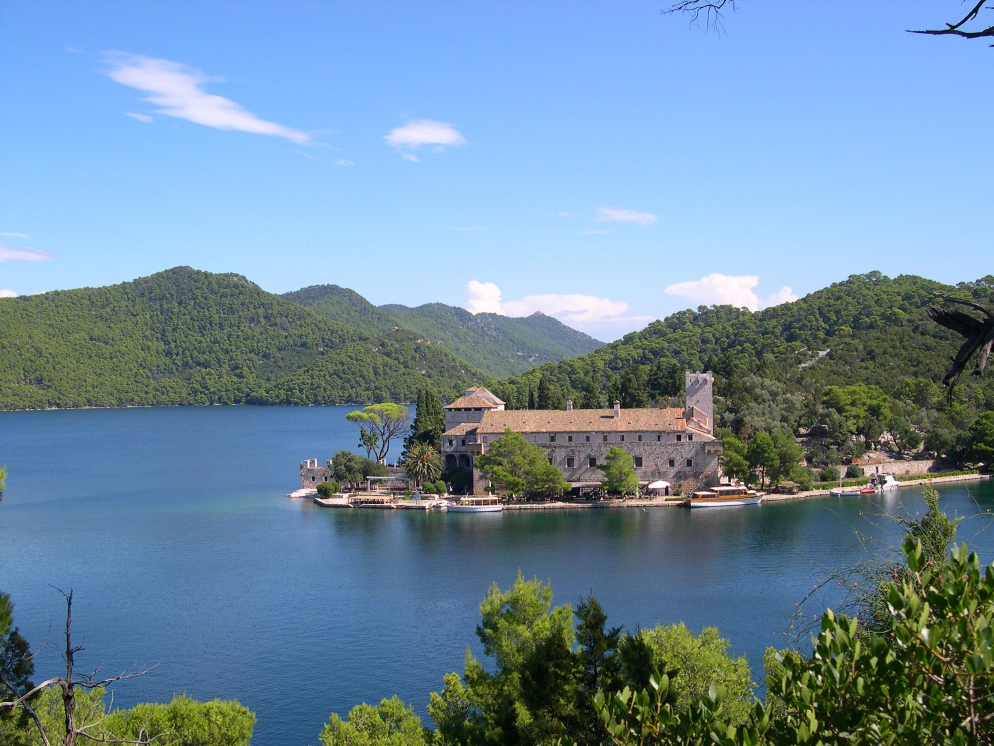 Trek famille en Croatie