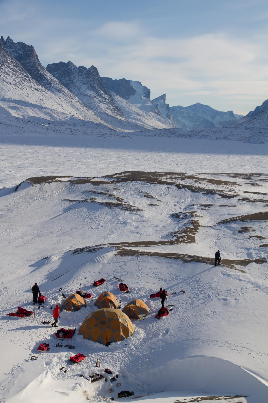 Expédition Terre de Baffin