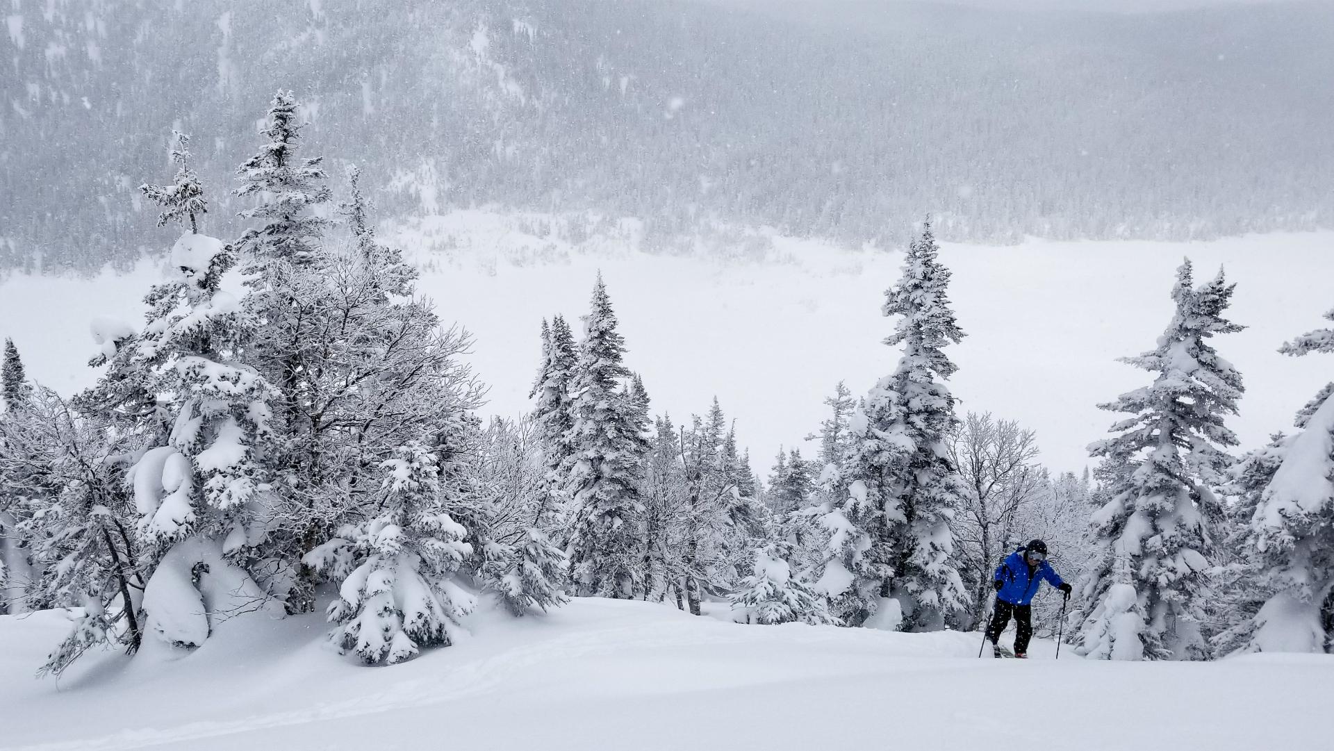 Ski & Raquette