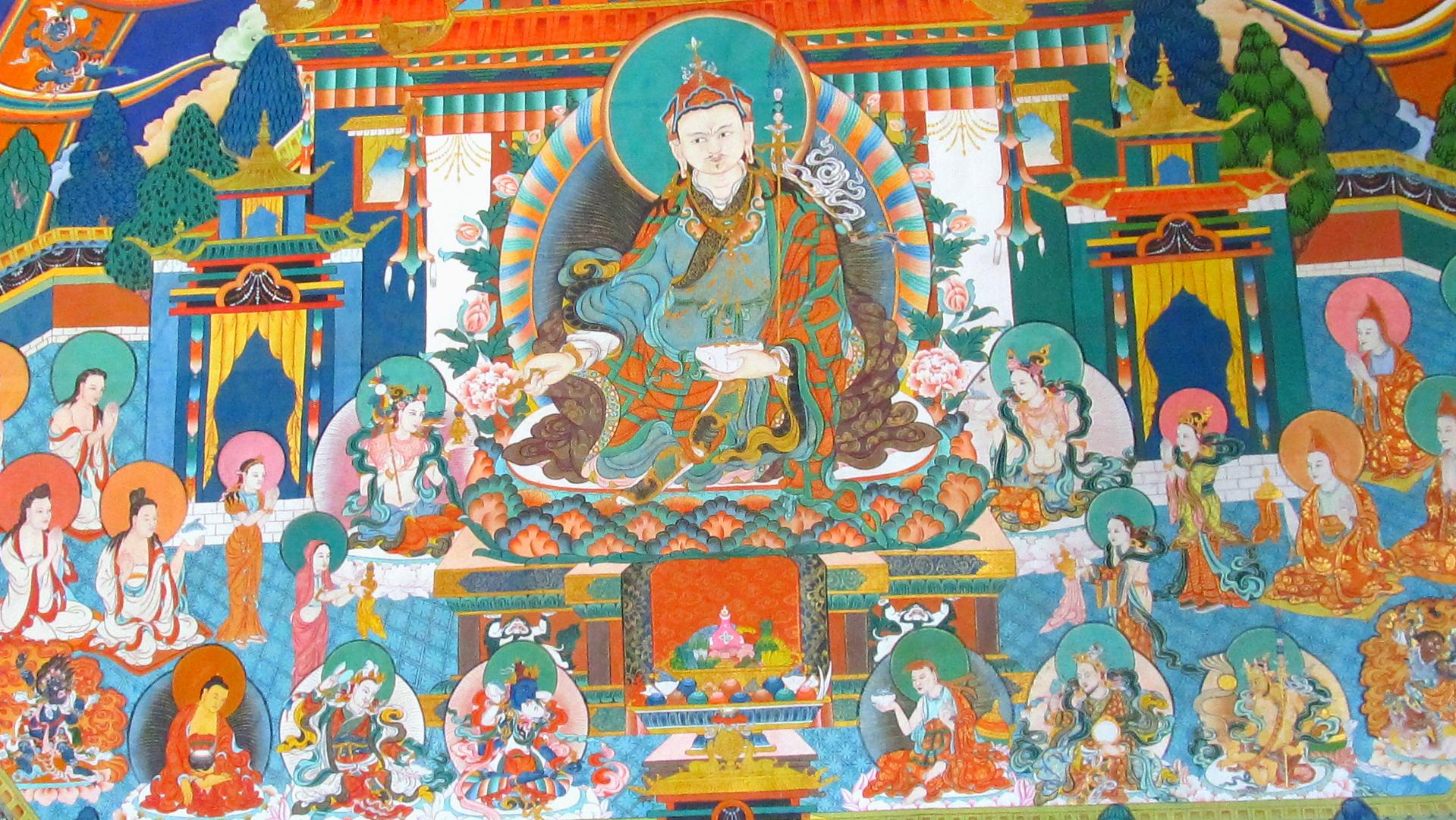 © trek Bhoutan