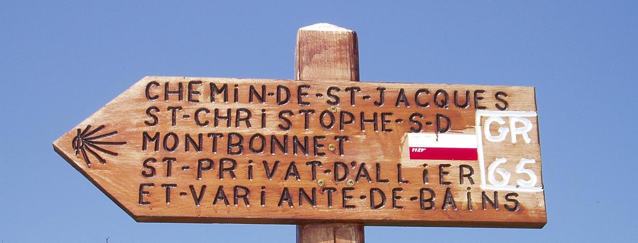 © Randonnée St-Jacques de Compostelle