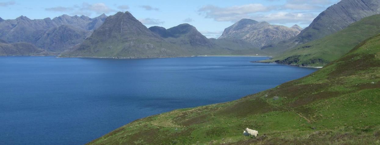 © Ecosse trek Highland