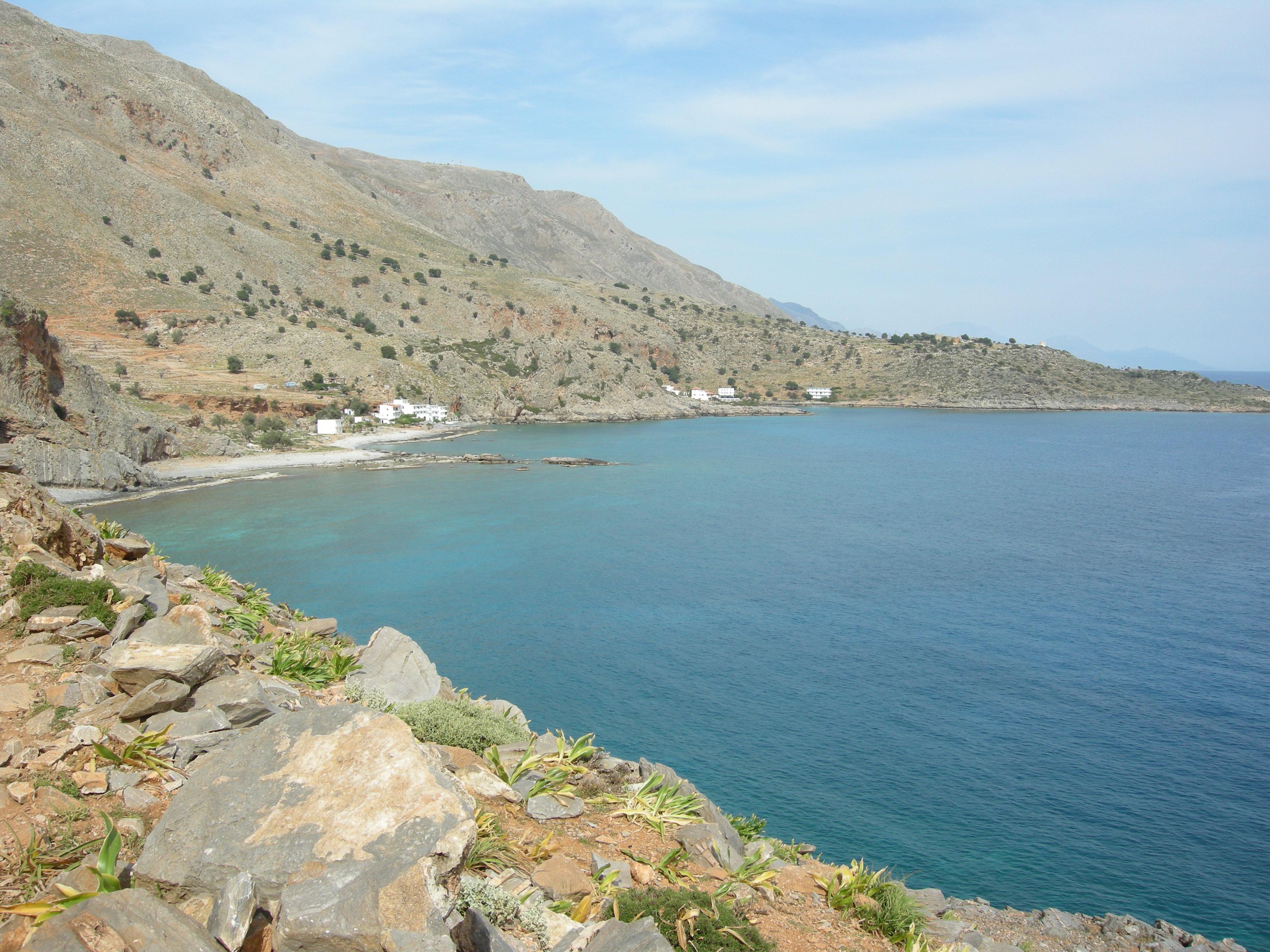 © trek liberté en Crète