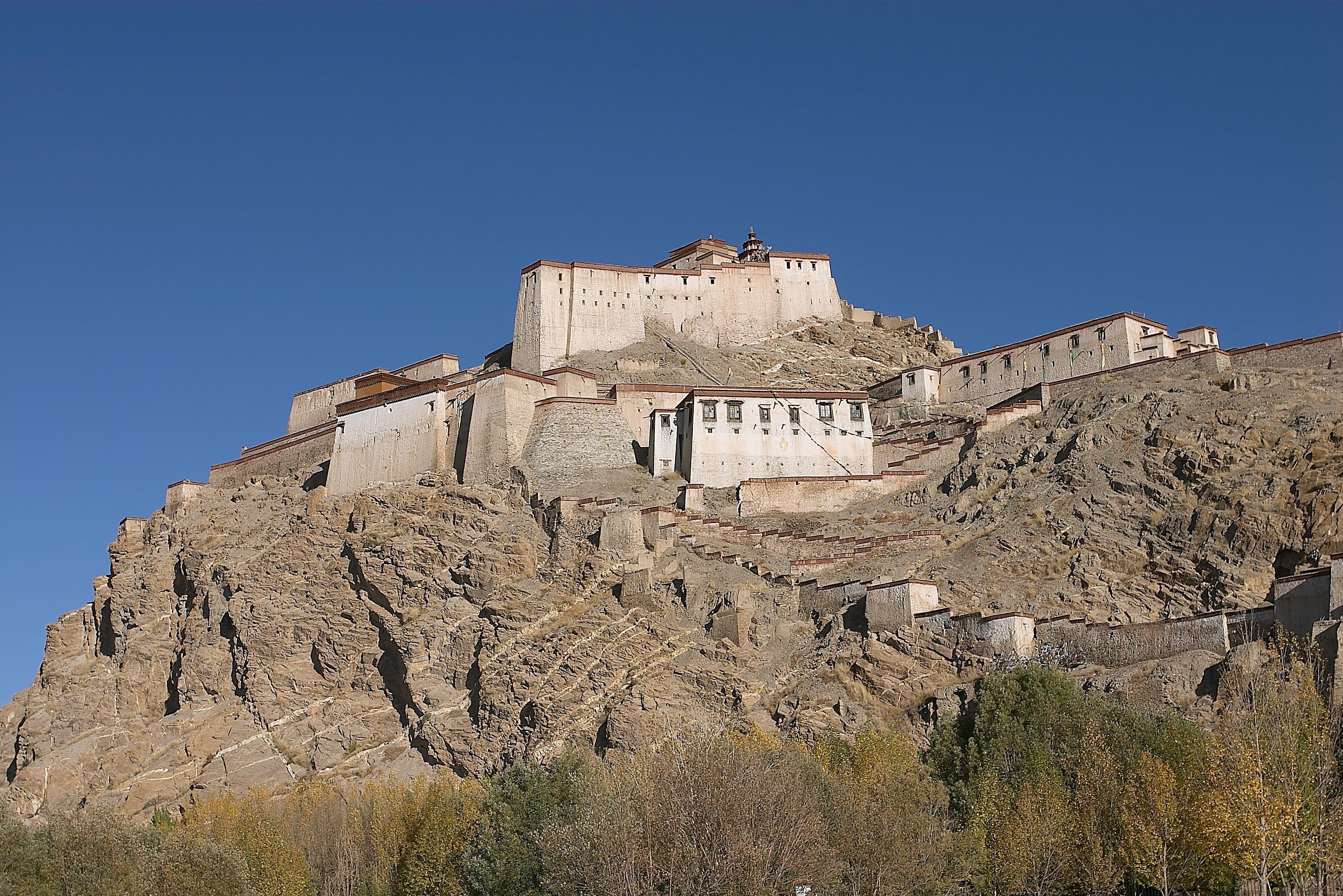 © trek et randonnée au Tibet