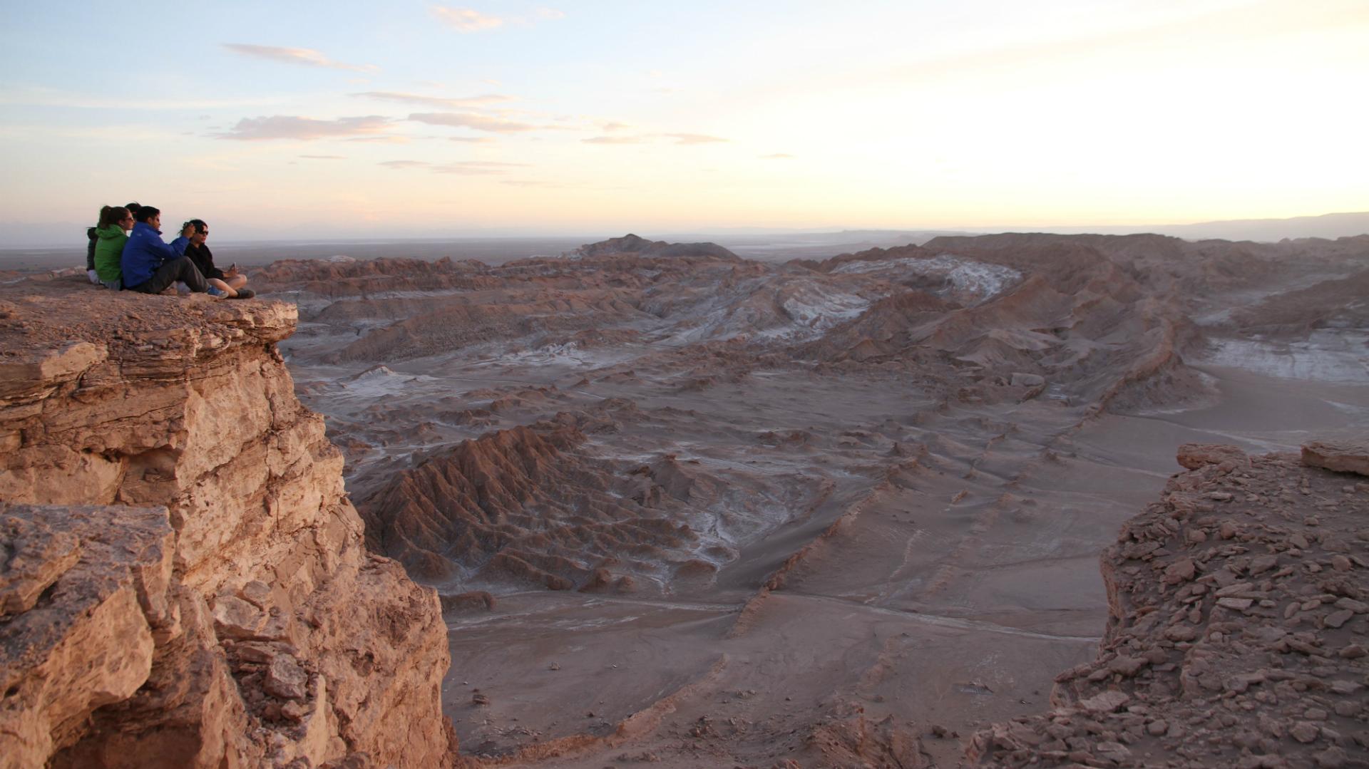 Chili : du désert d'Atacama à la Patagonie