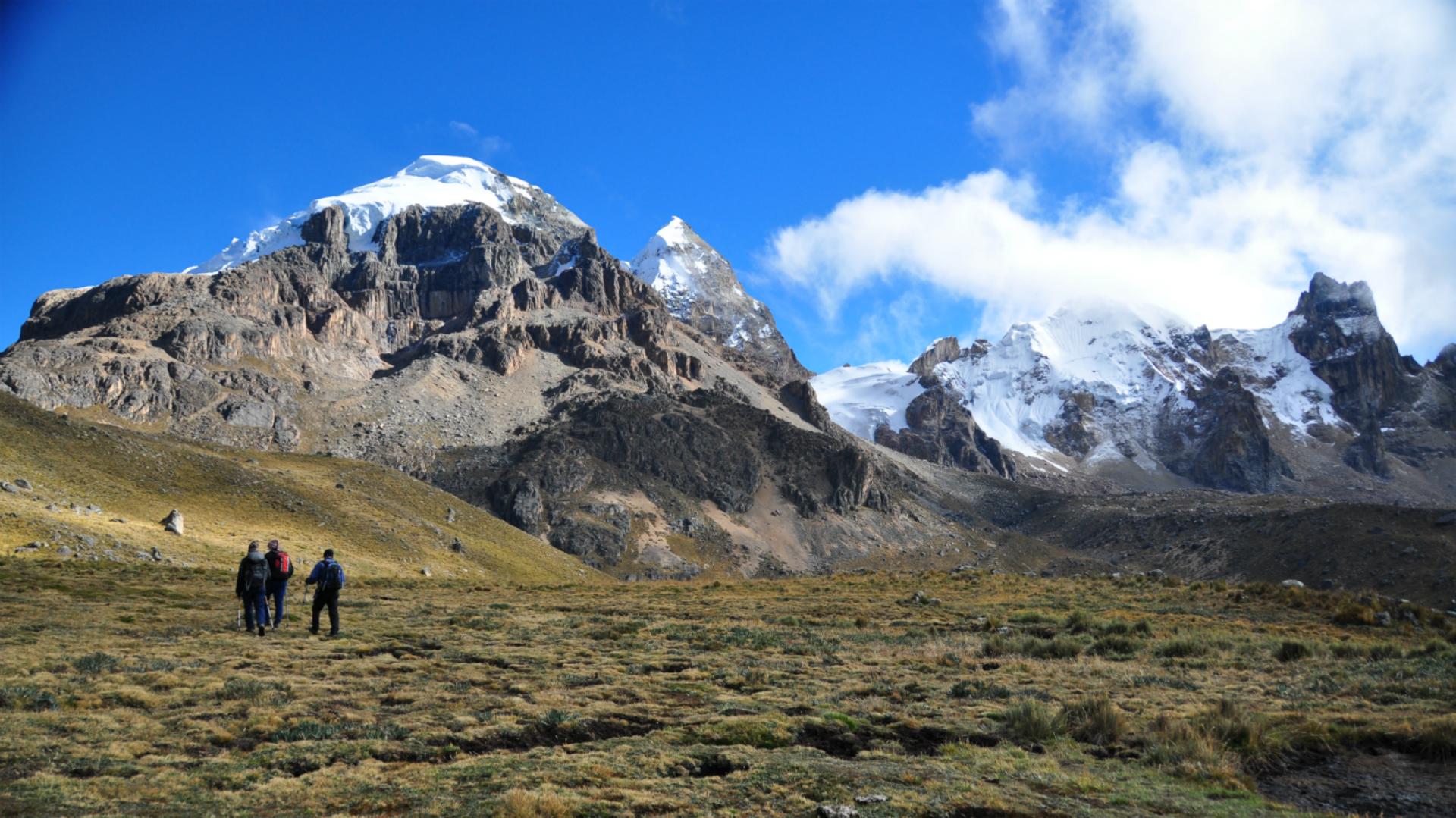 Montagne & Volcan