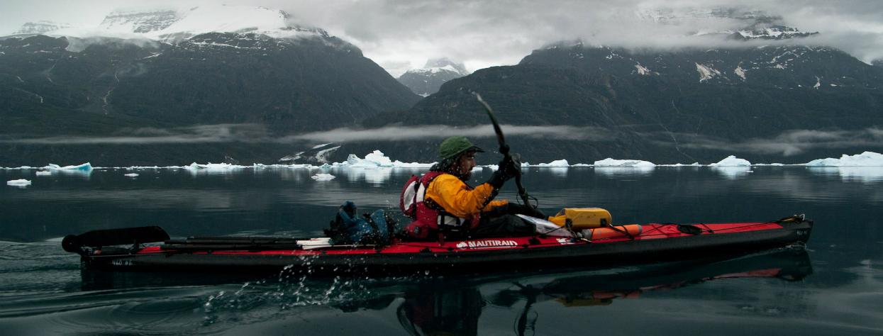 © Expédition polaire au Groenland