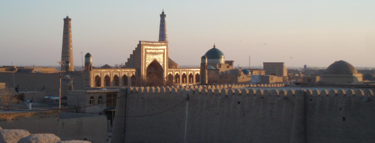 © Trek hivernal Ouzbékistan
