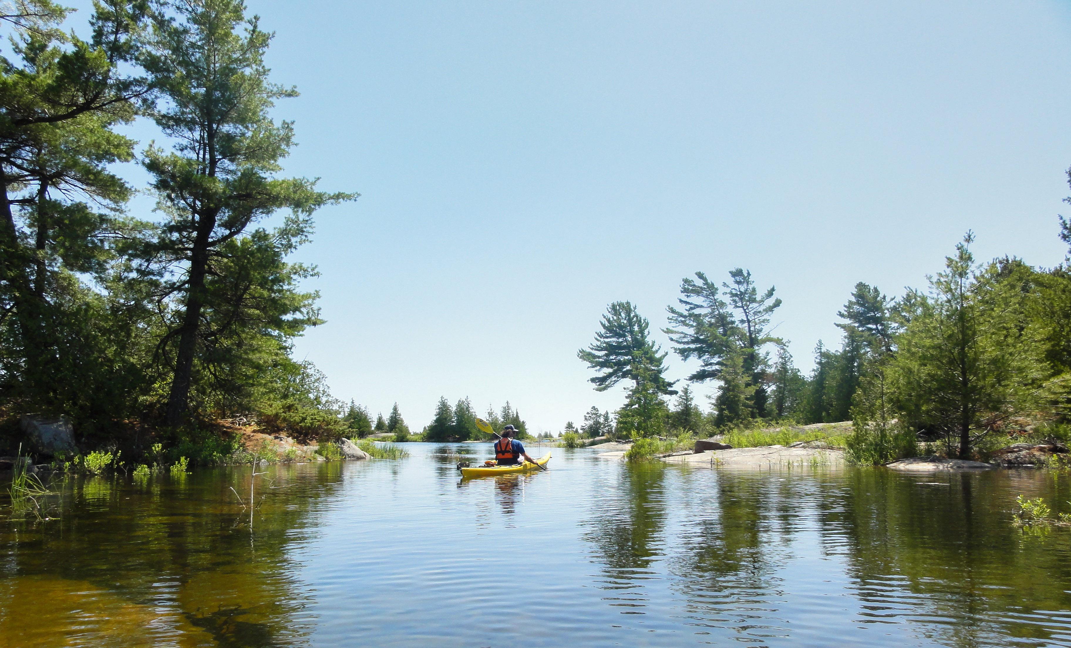 Riviere Kayak
