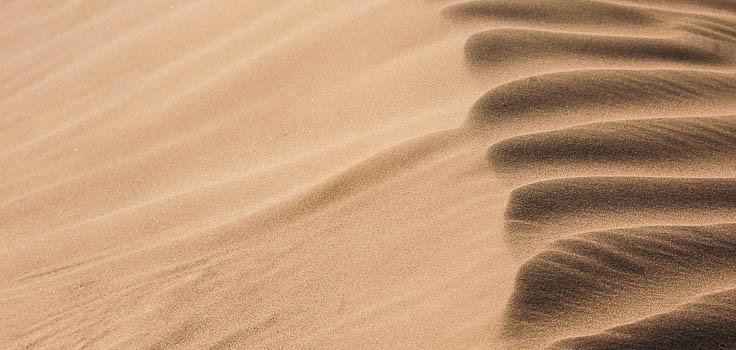 © trek désert maroc