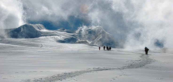 © Ascension du Mera Peak Népal