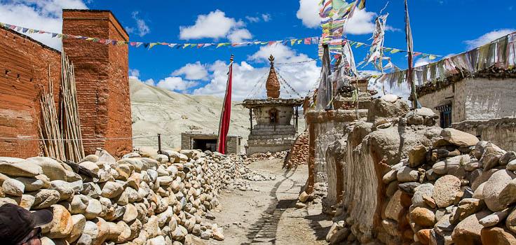 © Randonnée au coeur du Mustang Népal