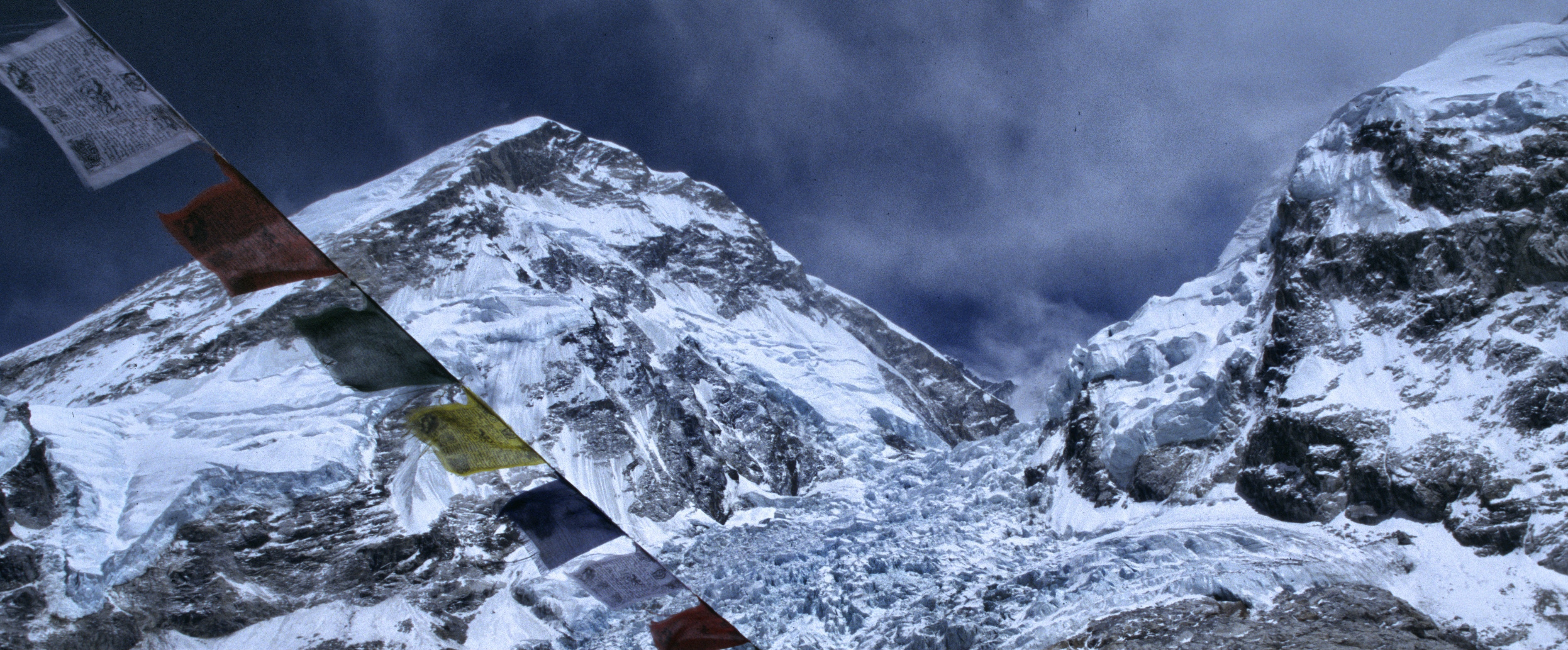 Trek Everest Makalu Karavaniers