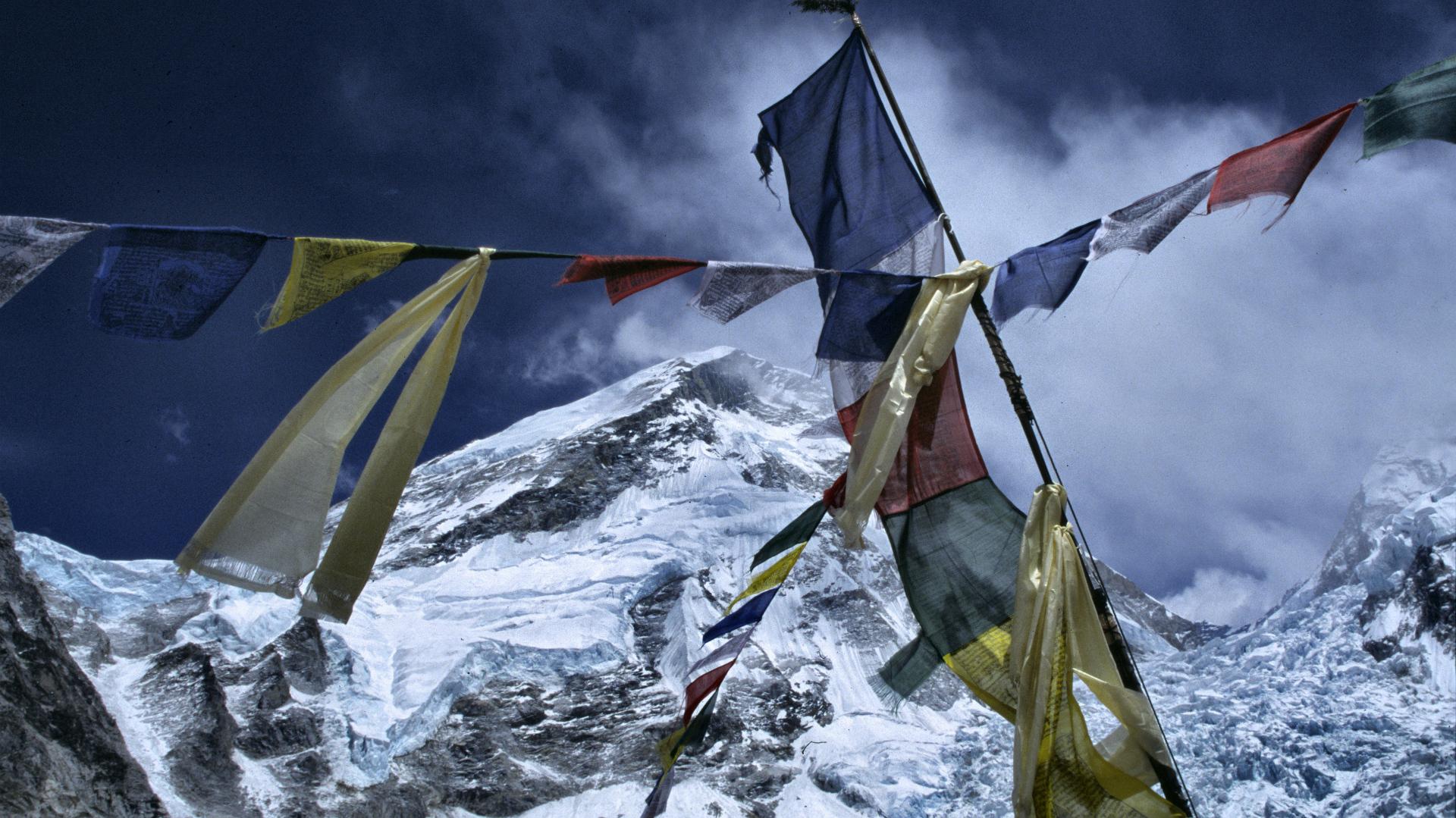 Le Népal selon les saisons